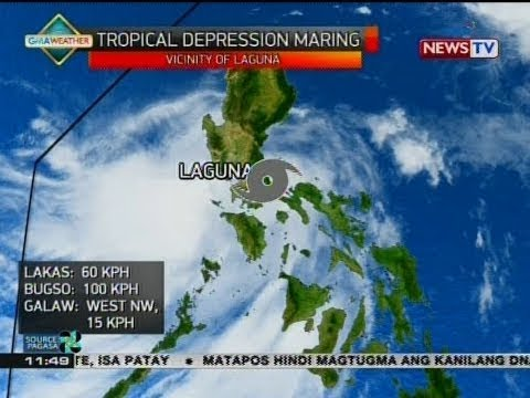 BT: Weather update as of 11:49 a.m. (September 12, 2017)