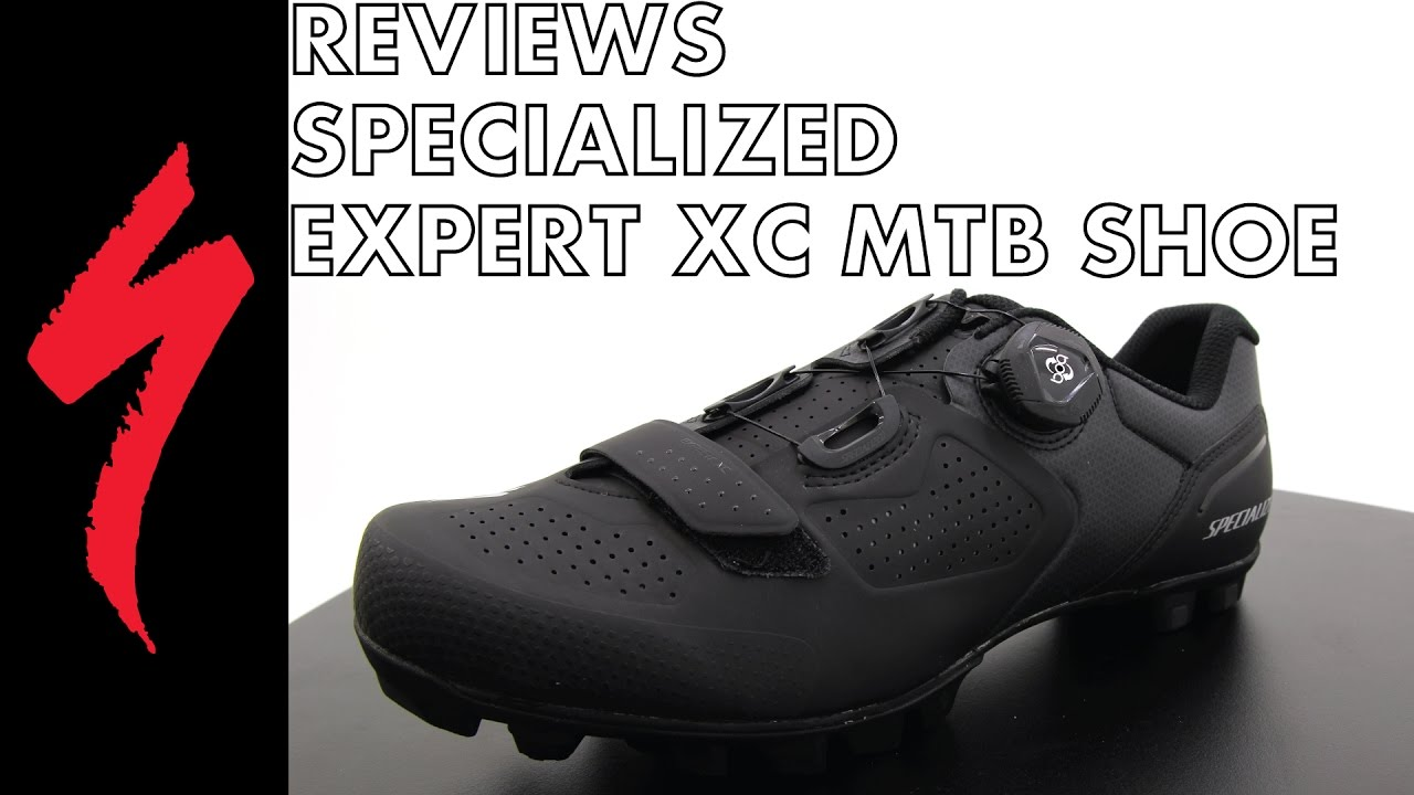 3e1959a986 Specialized Product Review  Expert XC MTB Shoe - YouTube