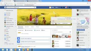 How To Add all Friends to Facebook Group in One Click How To Add 500 Friends To FB Group Invite All