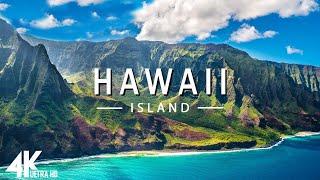 HAWAII 4K   Música relajante junto con hermosos videos de la naturaleza  Video 4K Ultra HD