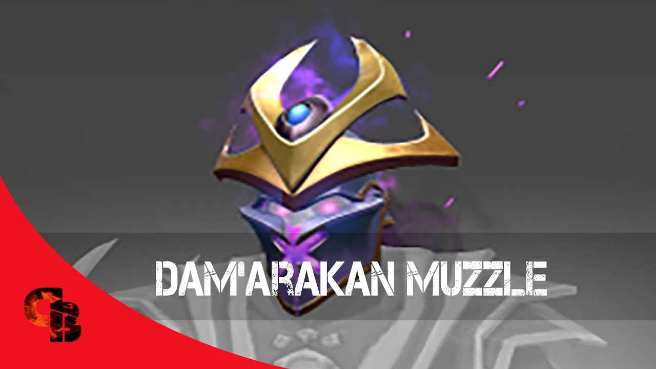 dota 2 store silencer dam arakan muzzle immortal youtube