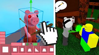 ROBLOX PIGGY BUILDING MODE