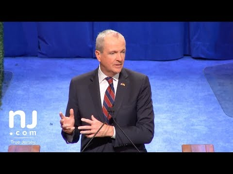 Gov. Phil Murphy's full inauguration speech
