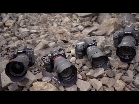 The Great 24-70mm F2.8 Shootout! (Featuring Sony, Pentax, Canon and Nikon)