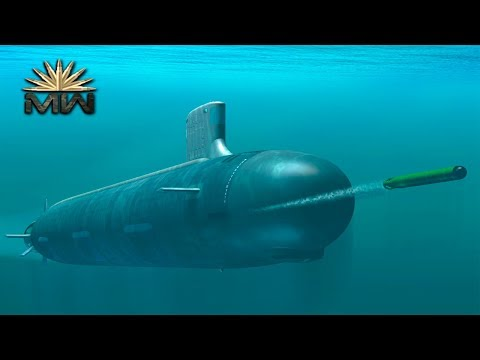 Nuclear-Powered Fast Attack Submarine Virginia-Class - US Na