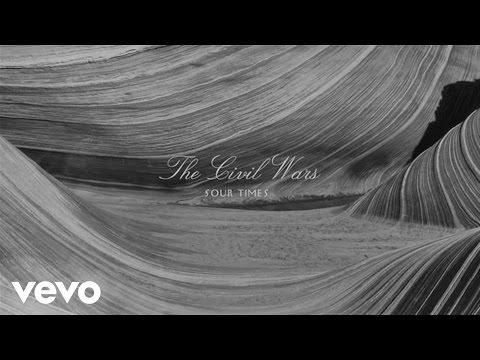 The Civil Wars - Sour Times (Audio)