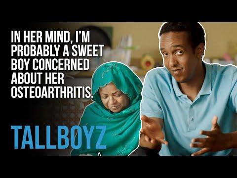 Somali Grandma | TallBoyz