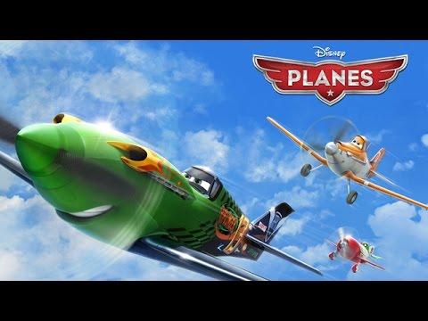 Disney Planes - Full Movie-Based Video Game for Kids in English - Walkthrough by 2K Cartoons