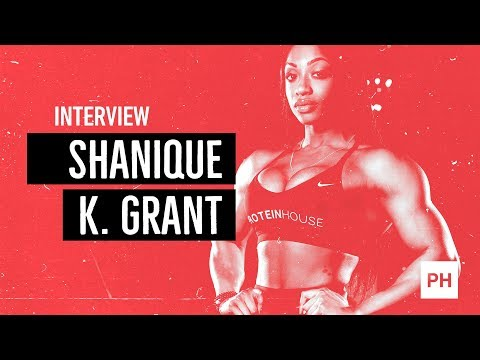 PROTEINHOUSE Interview - Shanique K. Grant