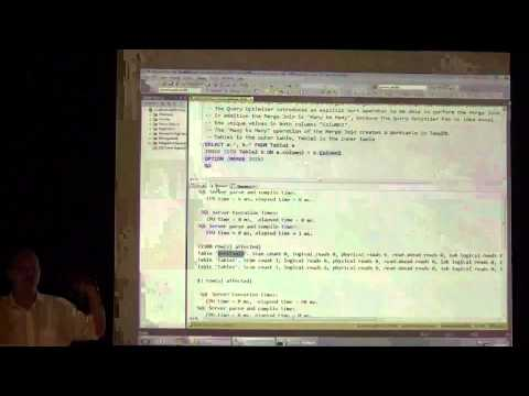 SQLDay 2015 | DEV | Joins in SQL Server – as easy as ABC!? - Klaus Aschenbrenner