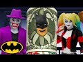 Funny Money | Batman Missions: Stop-Motion Adventures | DC Kids