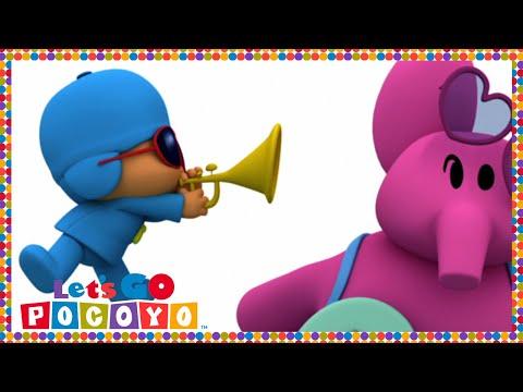 Let's Go Pocoyo! - La banda de Pocoyó [Episodio 01] en HD