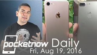 iPhone 7 camera specs, Galaxy Note 7 Deals & more - Pocketnow Daily