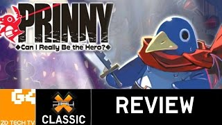 X-Play Classic - Prinny: Can I Really Be the Hero? Review