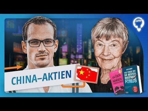 Die besten China-Aktien feat. Beate Sander Podcast