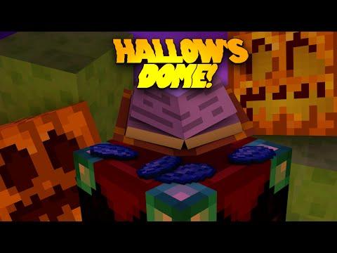 Minecraft 1.8 | Hallo-Dome | NEW META BABY | w/ Bajan Canadian, Pete, Vikkstar & Kenny
