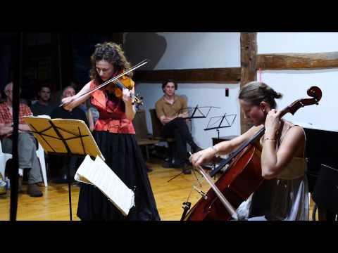 """""""Sonate pour violon et violoncello"""" (Maurice Ravel) - Summer Music Festival"""