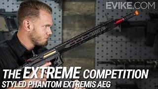 The Extreme Competition Styled AEGs