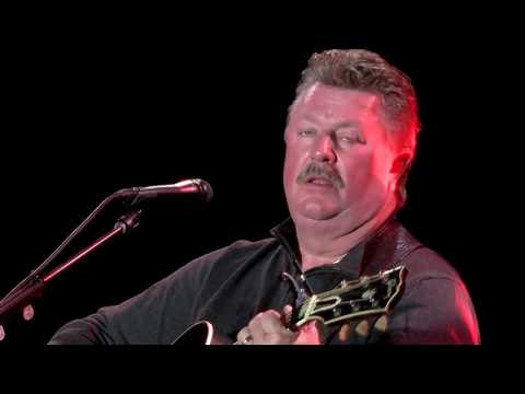 Joe Diffie performs at Christmas Time In Arkansas