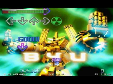 Dance Dance Revolution 4toMix Gameplay [BU4] [Maniac]