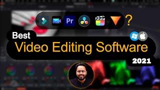 Best Video Editing Software 2021   Windows / Mac screenshot 4