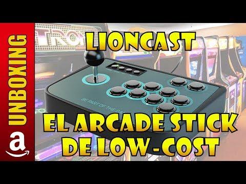 📦UNBOXING ➧ Lioncast Arcade Fighting Stick🕹👾 (Amazon)