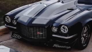 Street Outlaws Monza New Car Crash Sinister Slip Bumper Wreck