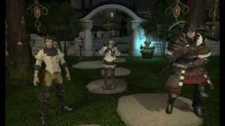 [FFXIV-1stAnniv] No One Rules Alone in Eorzea