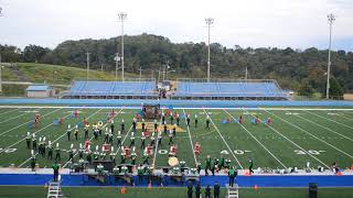 2017 Penn Trafford Marching Band - Home on the Range