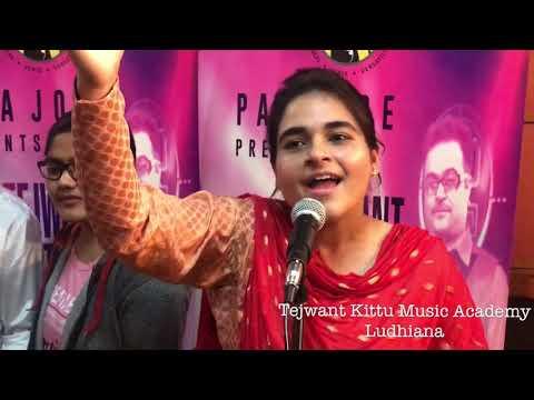 Ghada Wajda/ cover by Navjeet Kaur/ originally by Jagmohan Kaur ji