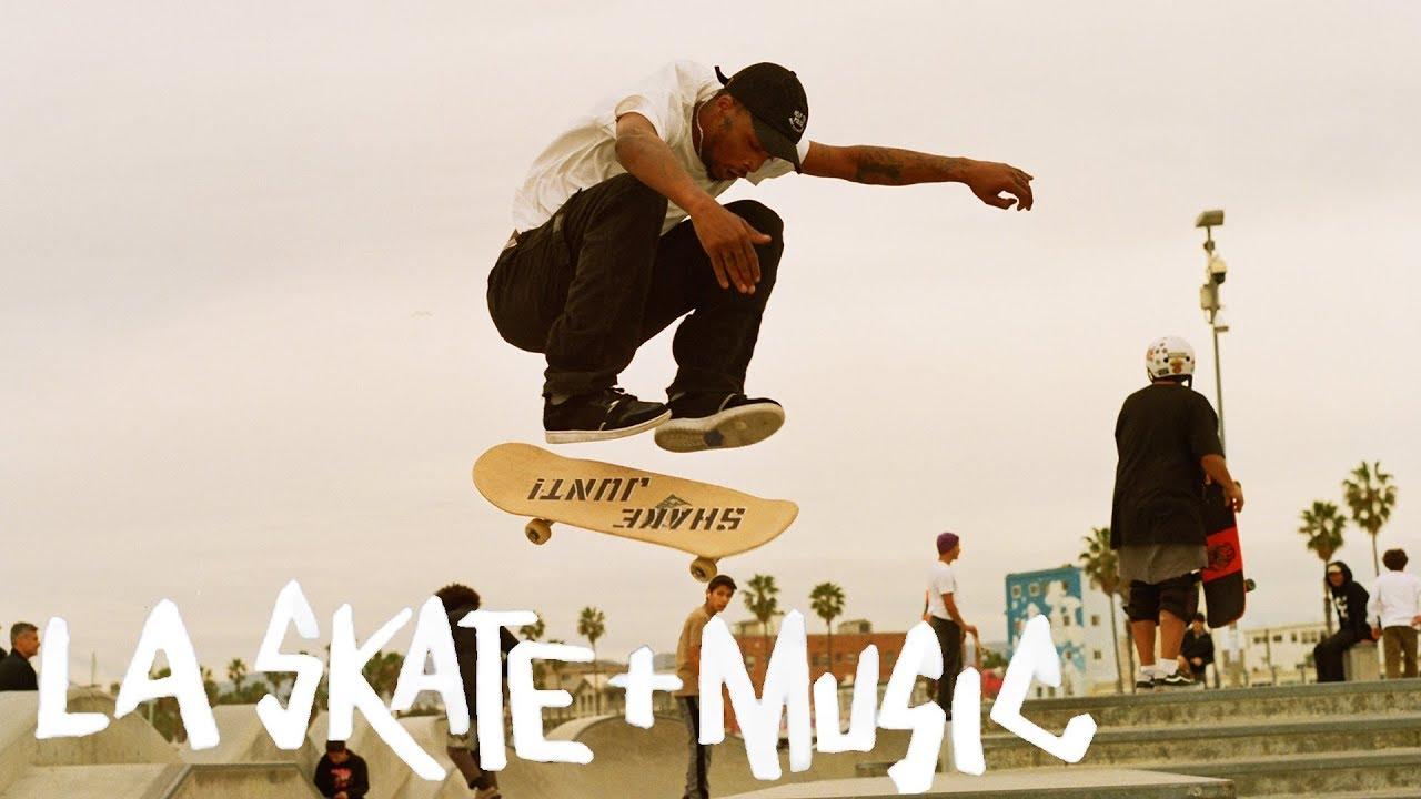 A Look atLA's Influential Skate and Music Scene | LA SKATE + MUSIC