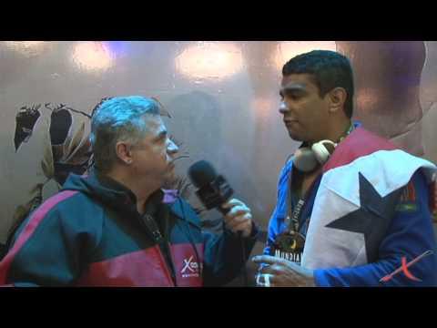 MUNDIAL CBJJE 2013 - Entrevista Alexandre Castro by x-combat