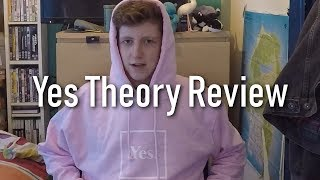 Yes Theory Merch   Hoodie Review   March 2019