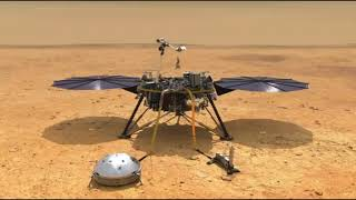 "NASA's InSight ""Hears"" the Sound of Mars media telecon + visuals"