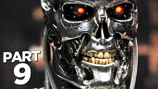 TERMINATOR RESISTANCE Walkthrough Gameplay Part 9 - HK TANK BOSS (FULL GAME)