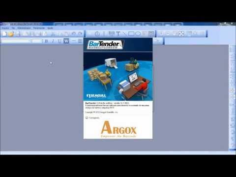 ARGOX BARTENDER WINDOWS 7 X64 TREIBER