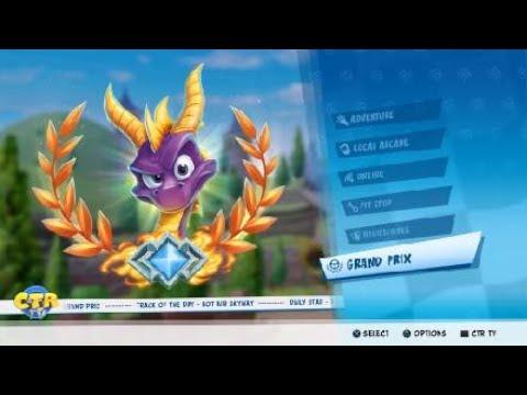 Crash™ Team Racing Nitro-Fueled The Grand Prix - 3 part 26