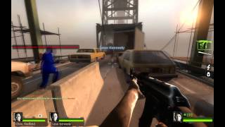 Left 4 Dead 2 (KZ-Coop Megaline 18) - In chase of achievement!