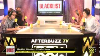 "The Blacklist After Show Season 1 Episode 10 ""Anslo Garrick -- Part 2"" 