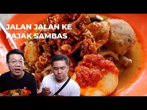 Nasi Lemak Medan Achin Pasar Sambas Punya!