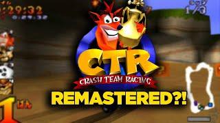 Activision's Next Remaster Is... Crash Team Racing?!