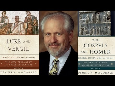 Dr. Dennis R. MacDonald Interview; Imitation and Invention (Mimesis) in the Gospels/Acts