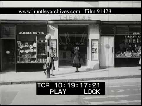 Guildford Theatre, 1950s - Film 91428