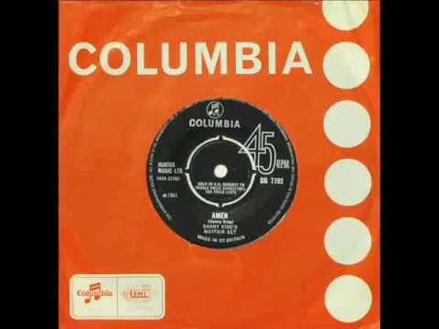 Danny King And The Mayfair Set - Amen (1965)