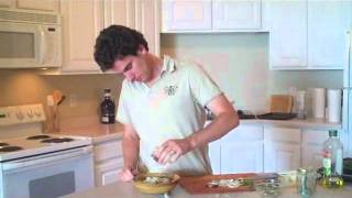 Turkish White Bean Salad - Chef Marshall O'brien