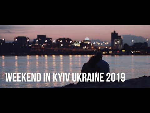 Weekend in Kyiv Ukraine 2019