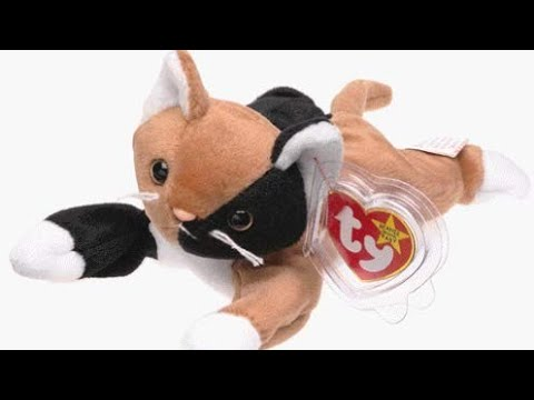 0dd44da7bc9 Chip The Cat Dancing (Ty beanie babies) - YouTube