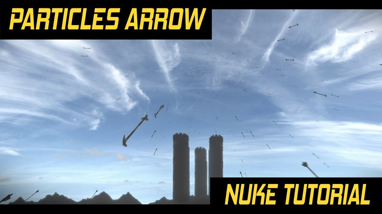 Nuke 6. 3 released adds 3d particles, grid & spline warping – cg beer.
