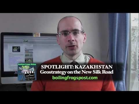 The EyeOpener- Spotlight: Kazakhstan