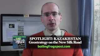 The EyeOpener- Spotlight: Kazakhstan